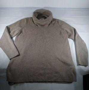 Calvin klein turtle neck sweater xl